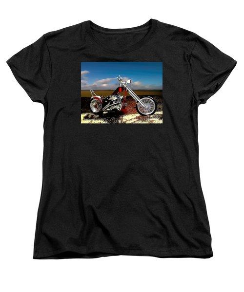Aztec Rest Stop Women's T-Shirt (Standard Cut)