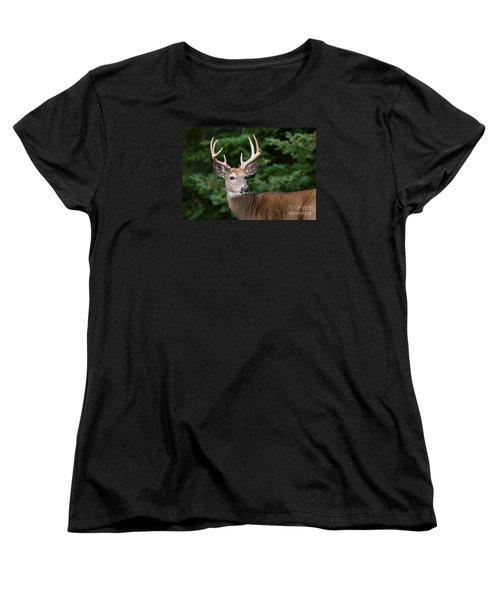 Backward Glance Women's T-Shirt (Standard Cut) by Kevin McCarthy