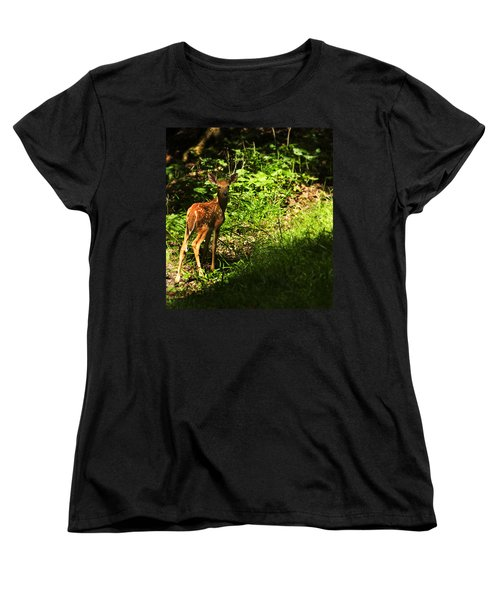 Bambi Women's T-Shirt (Standard Cut)