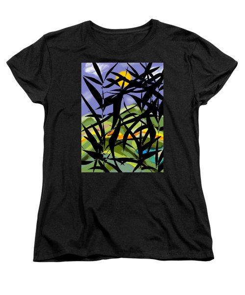 Bamboo Women's T-Shirt (Standard Cut)