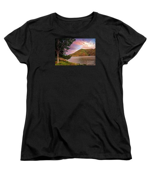Beautiful Sunrise Women's T-Shirt (Standard Cut) by Robert Bales