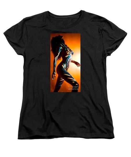 Beauty In Light Women's T-Shirt (Standard Cut) by Tbone Oliver