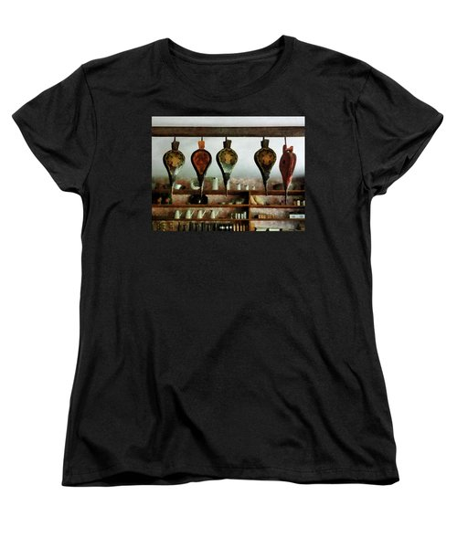 Women's T-Shirt (Standard Cut) featuring the photograph Bellows In General Store by Susan Savad