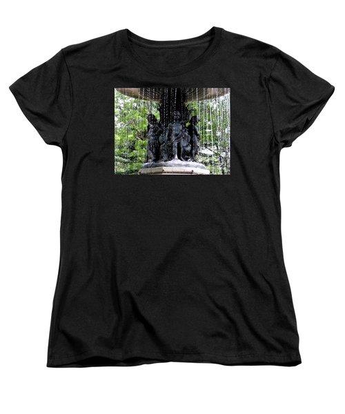 Bethesda Boys Women's T-Shirt (Standard Cut) by Ed Weidman
