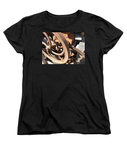 Better Days Women's T-Shirt (Standard Cut) by Caryl J Bohn