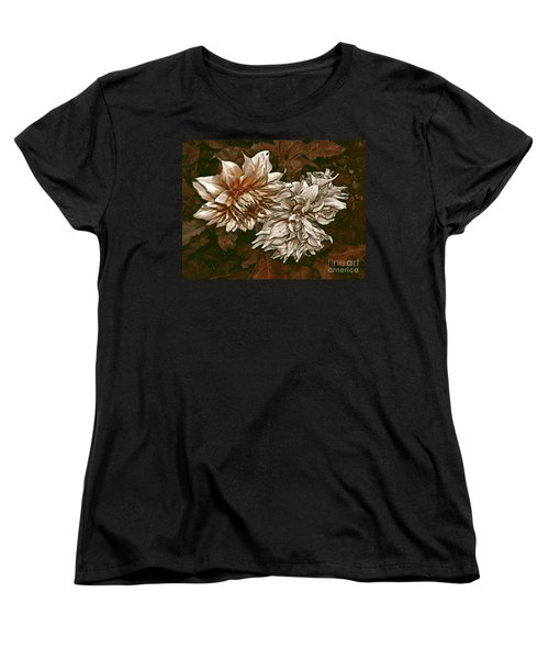 Women's T-Shirt (Standard Cut) featuring the photograph Betty's Beauty 1 by Don Wright