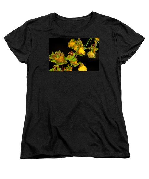 Women's T-Shirt (Standard Cut) featuring the photograph Beyond Beyond by Ira Shander