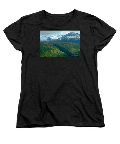 Beyond Description Women's T-Shirt (Standard Cut) by Nick  Boren
