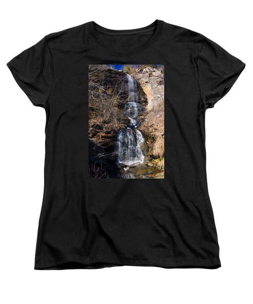 Big Bradley Falls 2 Women's T-Shirt (Standard Cut)