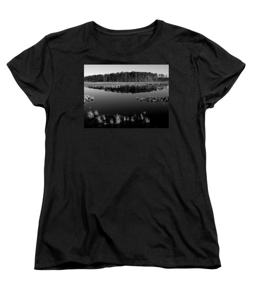 Blackwater  Women's T-Shirt (Standard Cut) by Robert Geary