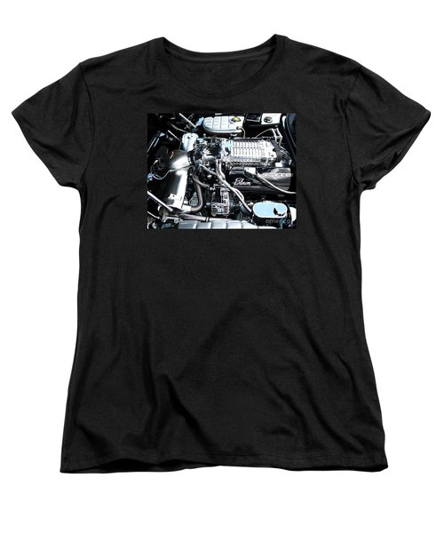 Blown 'vette Women's T-Shirt (Standard Cut) by Chris Thomas