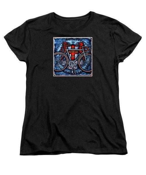 Bob Jackson Women's T-Shirt (Standard Cut) by Mark Jones