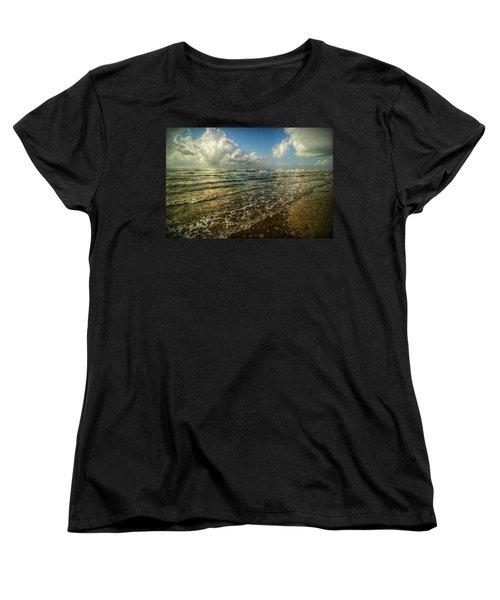 Bolivar Dreams Women's T-Shirt (Standard Cut) by Linda Unger