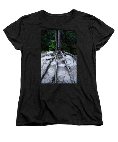 Women's T-Shirt (Standard Cut) featuring the photograph Bones by David Andersen