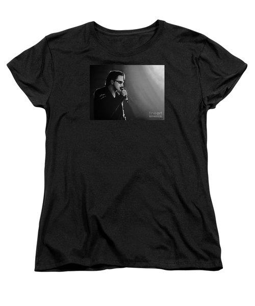 Bono Women's T-Shirt (Standard Cut) by Meijering Manupix