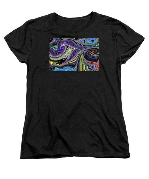 Boogie Woogie Women's T-Shirt (Standard Cut) by Nick David