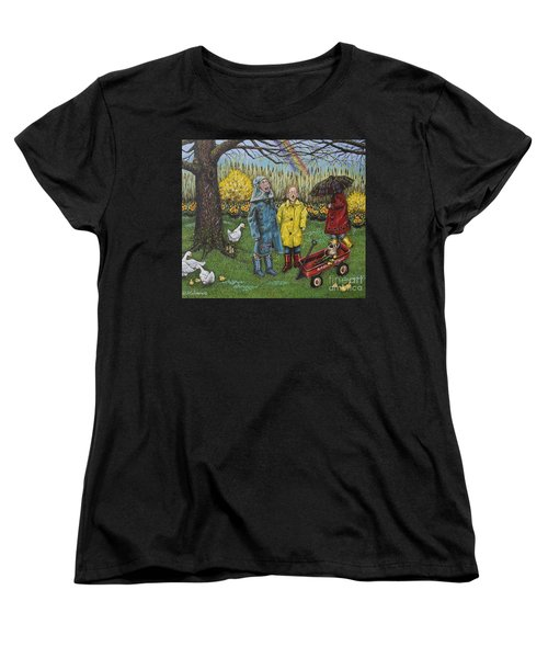 Boys Are What Ever Women's T-Shirt (Standard Cut)