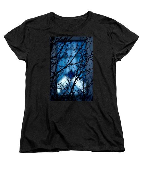 Branch Office Women's T-Shirt (Standard Cut) by Joseph Yarbrough