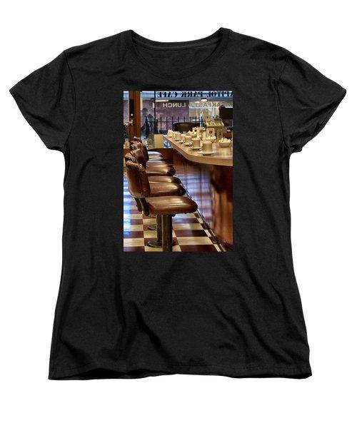 Breakfast And Lunch Women's T-Shirt (Standard Cut)