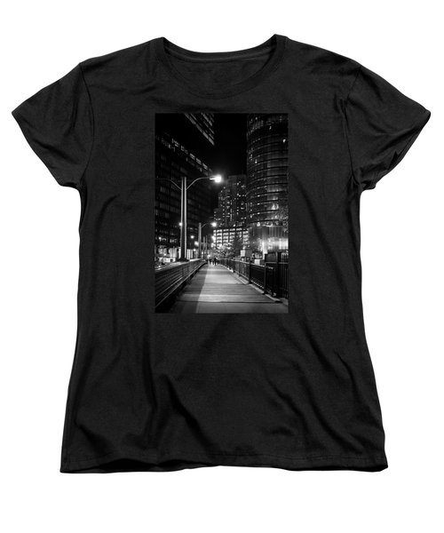 Long Walk Home Women's T-Shirt (Standard Cut) by Melinda Ledsome