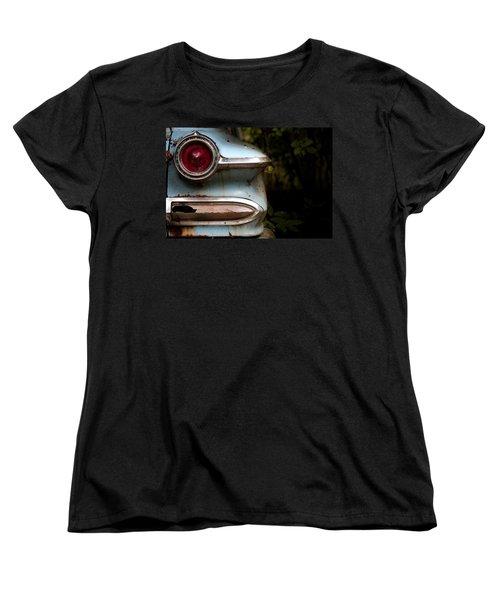 Broken Elegance Women's T-Shirt (Standard Cut) by Rebecca Davis