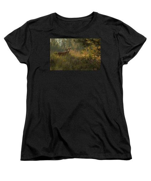 Bucks In Velvet Women's T-Shirt (Standard Cut)