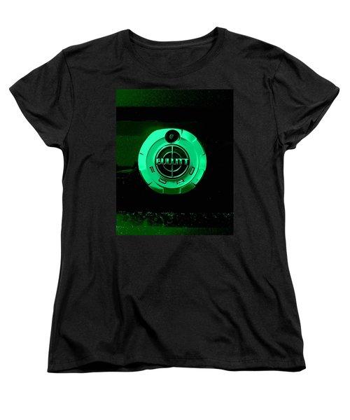 Bullitt Women's T-Shirt (Standard Cut) by Stacy C Bottoms