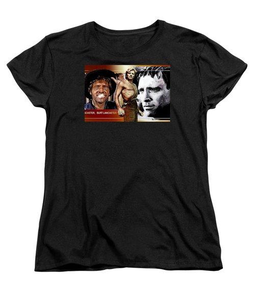 Women's T-Shirt (Standard Cut) featuring the digital art Burt by Hartmut Jager