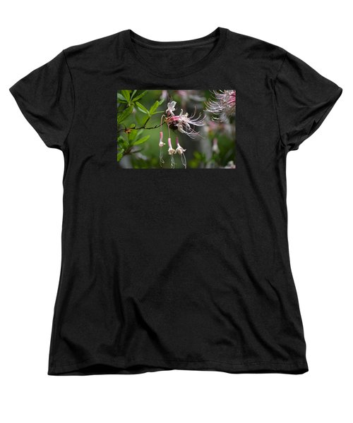 Women's T-Shirt (Standard Cut) featuring the photograph Busy Bee by Tara Potts