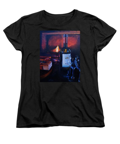 By The Fire Women's T-Shirt (Standard Cut)