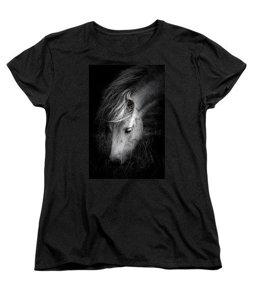 Call Me The Wind Women's T-Shirt (Standard Cut) by Shane Holsclaw