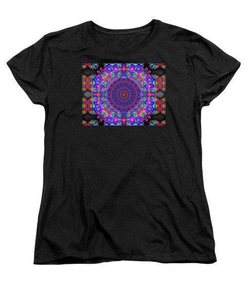 Calling All Angels Women's T-Shirt (Standard Cut) by Robert Orinski