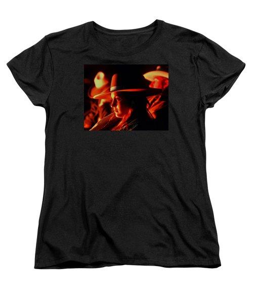 Campfire Glow Women's T-Shirt (Standard Cut)