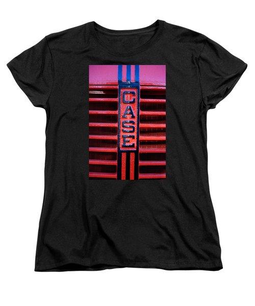 Case Women's T-Shirt (Standard Cut) by Eric Tressler