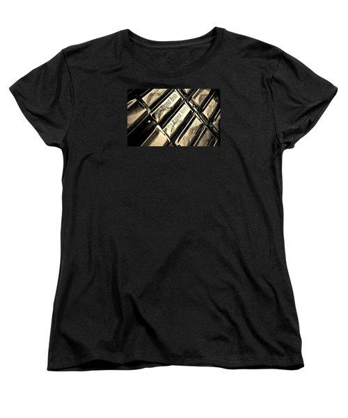 Case Of Harmonicas  Women's T-Shirt (Standard Cut) by Chris Berry