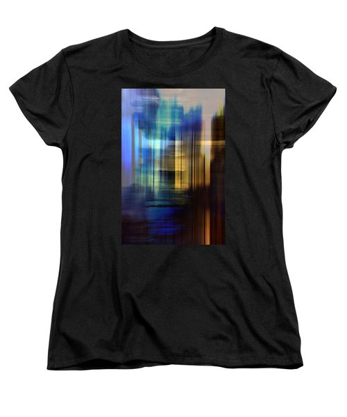 Cathedral 2 Women's T-Shirt (Standard Cut) by Terence Morrissey