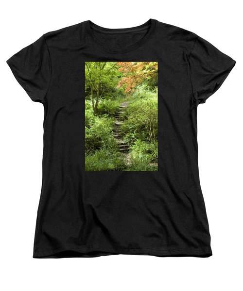 Cefn Onn Women's T-Shirt (Standard Cut) by Jeremy Voisey