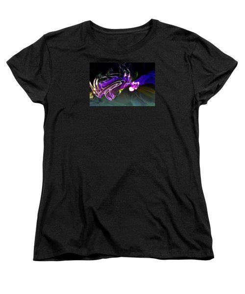 Cerebral Backlash Women's T-Shirt (Standard Cut) by Richard Thomas