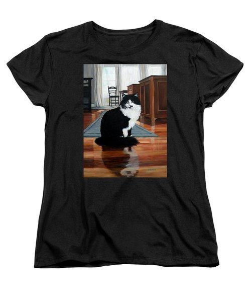 Charlie Women's T-Shirt (Standard Cut) by Eileen Patten Oliver