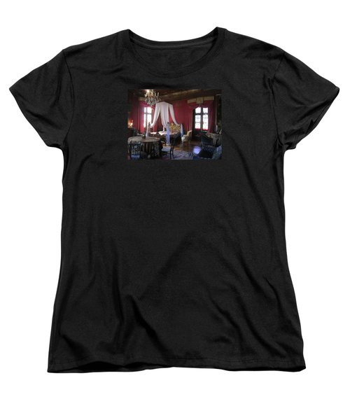 Chateau De Cormatin Women's T-Shirt (Standard Cut)