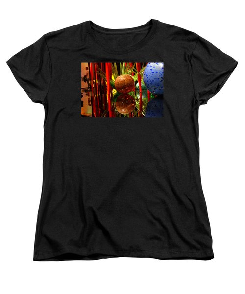 Chihuly-10 Women's T-Shirt (Standard Cut) by Dean Ferreira