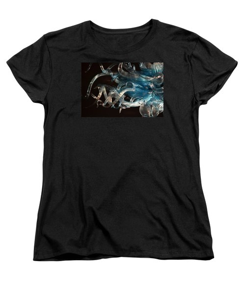 Chihuly-13 Women's T-Shirt (Standard Cut) by Dean Ferreira