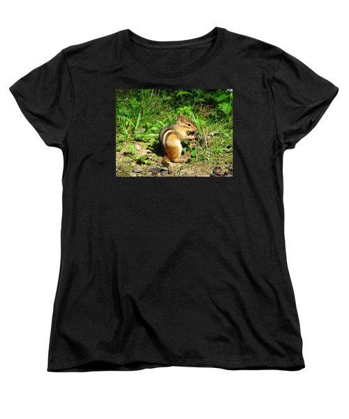 Chippy Women's T-Shirt (Standard Cut) by Michael Krek