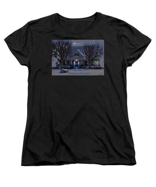 Christmas Memories2 Women's T-Shirt (Standard Cut)