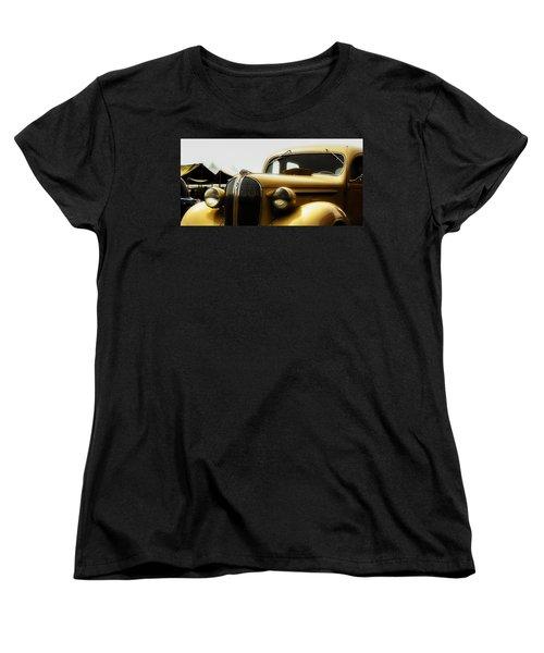 Classic Plymouth Women's T-Shirt (Standard Cut)
