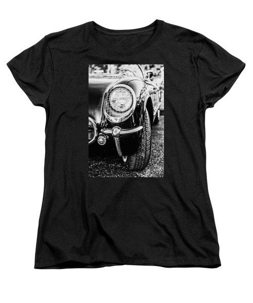 Classy Convertible Women's T-Shirt (Standard Cut)