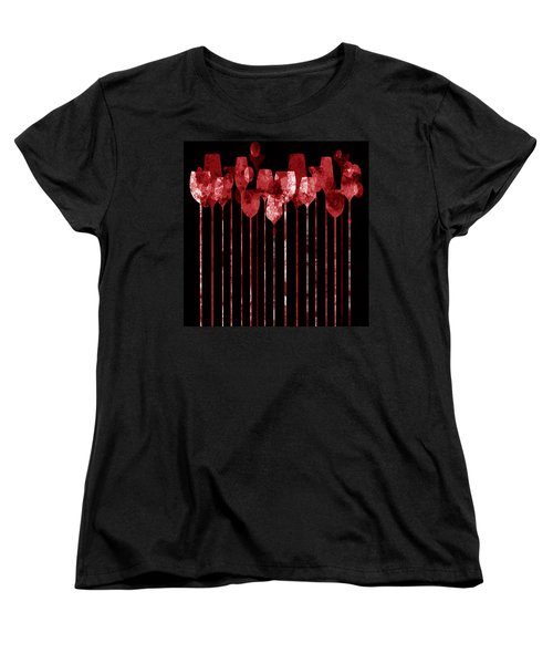 Cocktail Hour 3 Version 3 Women's T-Shirt (Standard Cut) by Angelina Vick