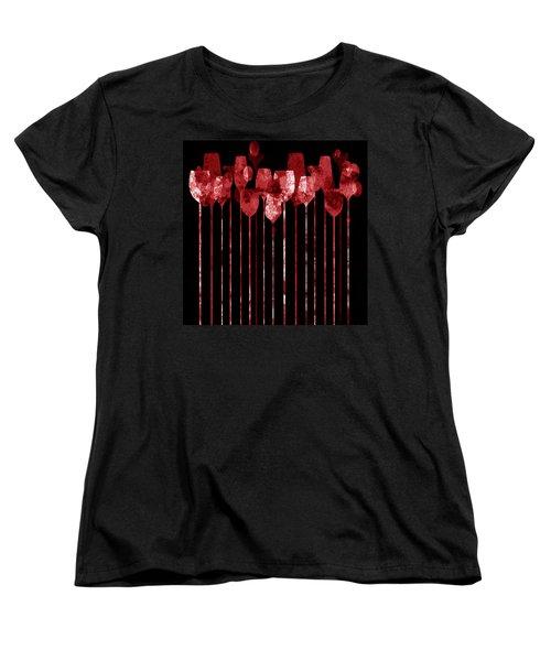 Cocktail Hour 3 Version 3 Women's T-Shirt (Standard Cut)