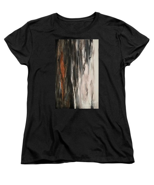 Color Harmony 19 Women's T-Shirt (Standard Cut) by Emerico Imre Toth