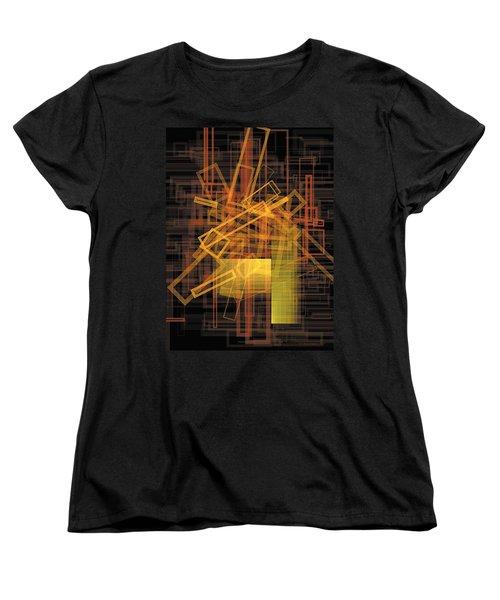 Composition 26 Women's T-Shirt (Standard Cut) by Terry Reynoldson